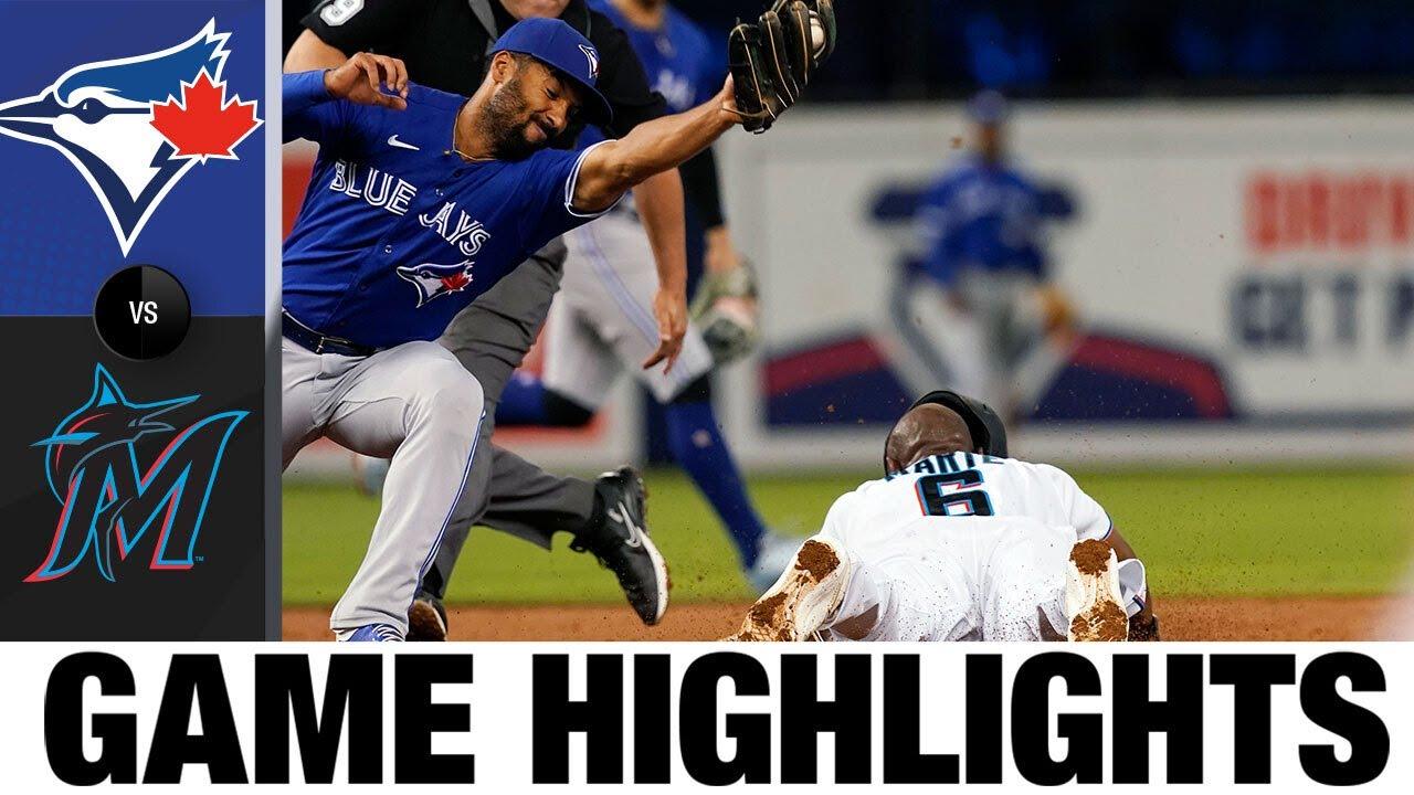 Download Blue Jays vs. Marlins Game Highlights (6/23/21) | MLB Highlights