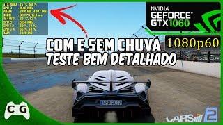 Project CARS 2 Gameplay Teste GTX 1060 3GB No Ultra em 1080p #9
