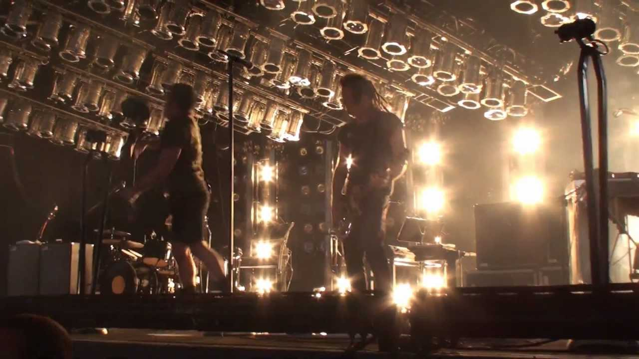 Nine Inch Nails - March Of The Pigs (HD 1080p) - NIN|JA Tour - Tampa ...