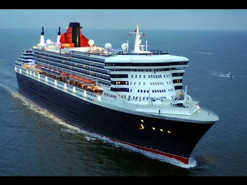 Queen Mary 2:  Southampton - New York, December 2016