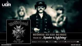 Motörhead - Thunder & Lightning (Bad Magic 2015)