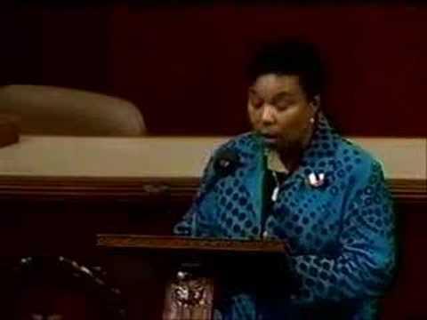 Barbara Lee's 91401 Speech