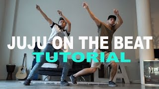 "Learn how to do the ""JUJU ON THE BEAT"" dance in this step-by-step t..."