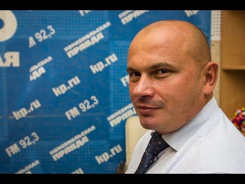 Сергей Кульпин, директор Уральского филиала банка ВТБ