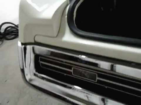 1970 AMC Rebel Machine, R/W/B, 4 Speed, Rotisserie Resto. For Sale.