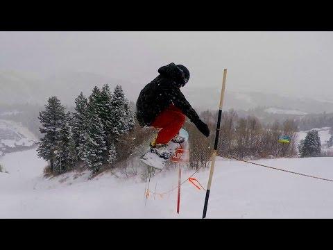 The Ultimate Snowboarding Setup