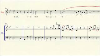 Soprano Aria: Messiah 50 If God Be For Us - Handel