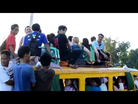 Transportation in the Philippines/ Transport na FIlipinach