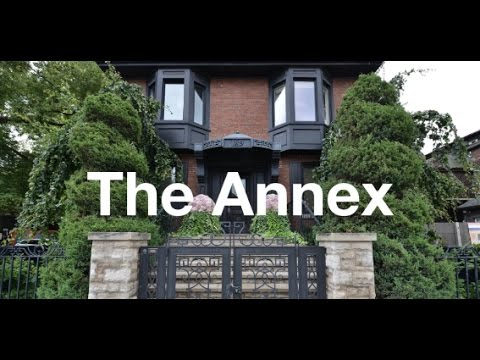 Toronto Neighbourhoods : The Annex