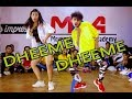 DHEEME DHEEME | Tony Kakkar ft. Neha Sharma |The Movement Dance Academy