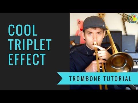 Cool Trombone Effect
