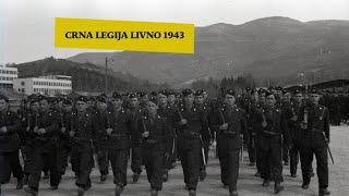 Crna Legija Livno 1943