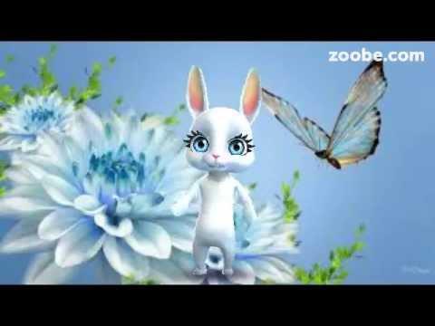 ZOOBE зайка Поздравление с 1 Апреля - Ржачные видео приколы