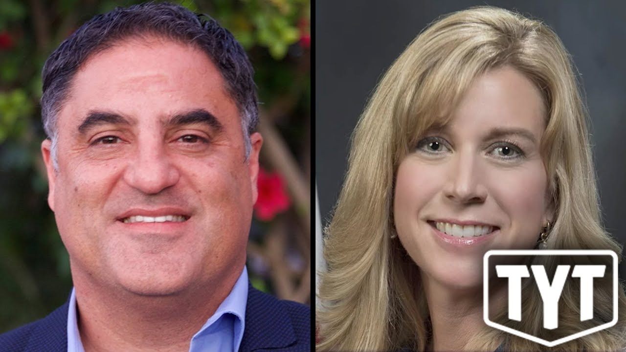 Cenk Uygur on CA-25 Opponent Christy Smith