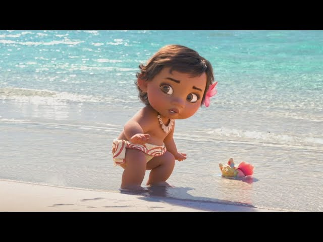Vaiana HD (Moana), amerikai családi animációs film, 103 perc
