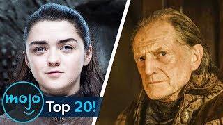 Top 20 Most Satisfying Revenge Kills in TV History