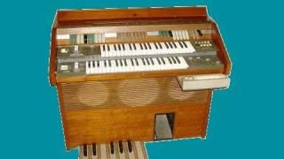 EMINENT 310U Unique - the JEAN-MICHEL JARRE Organ! | HQ DEMO