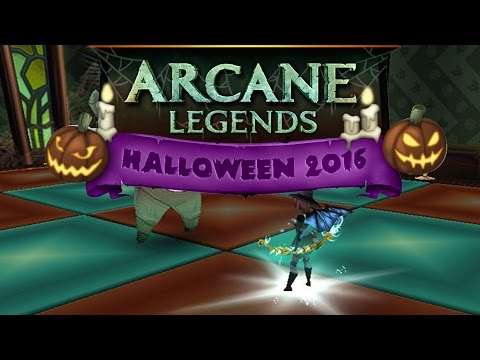 Arcane Legends | TIME TO BOOGIE!!! [Halloween Event 2016!]