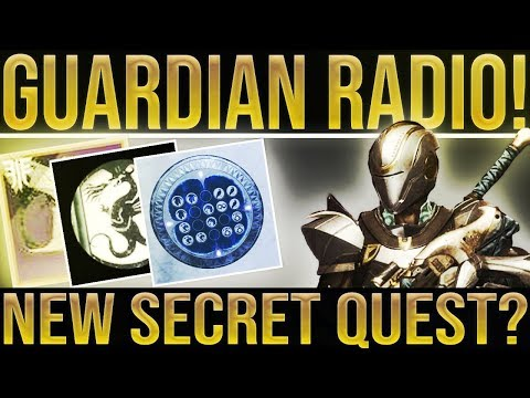Guardian Radio 267. NEW RAID PUZZLE! Last Wish Loot, Iron Banner, GIVEAWAY & More!