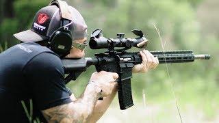 Navy SEAL designs Badass AR-15 | G2-Präzisions-SPR | Bewertet von Marcus Luttrell und Shawn Ryan