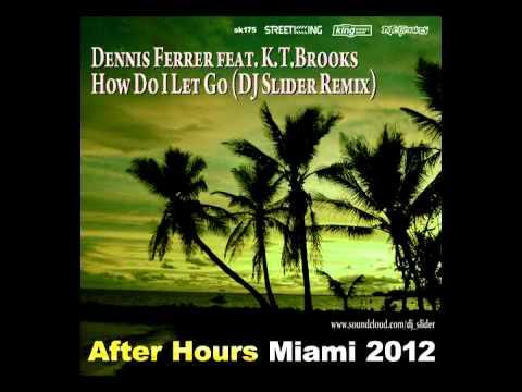 Dennis Ferrer feat. K.T. Brooks - How Do I Let Go (DJ Slider Remix) [King Street]
