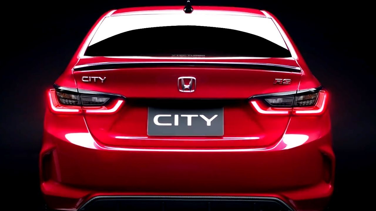 2020 Honda City Rs Complete New Look 5th Gen Youtube