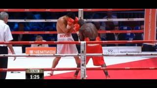 Дмитрий Билов против Джоя Вегаса. Полный бой (22.05.2015)