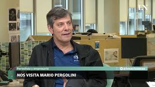Entrevista a Mario Pergolini - Conversaciones