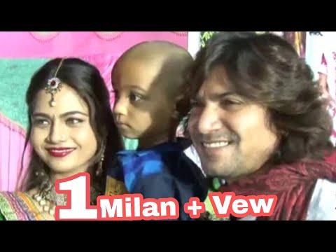 Vikram Thakor, Shilpa Thakor and Mamta Soni Gujarati Live Garba Program Part 2