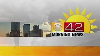 CBS42 Morning News 5AM