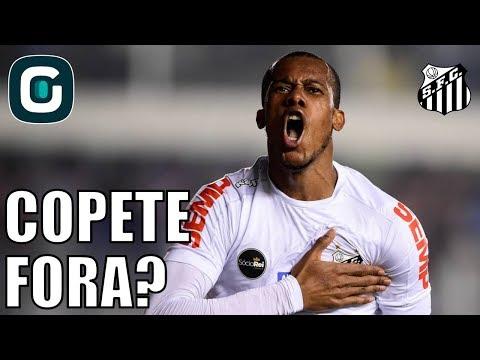 Santos Se Prepara Para Estreia Na Libertadores | Copete é Dúvida- Gazeta Esportiva (26/02/18)