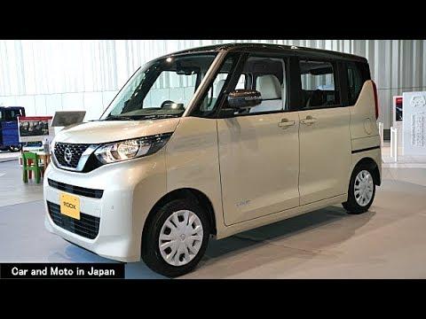( 4K ) Nissan Roox X : Vanilla