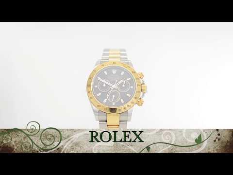 ROLEX Cosmograph Daytona Ref. 116520из YouTube · Длительность: 1 мин17 с