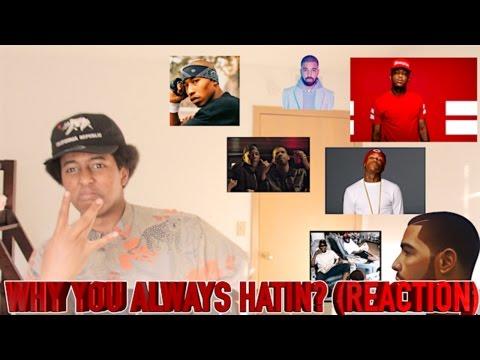 YG - Why You Always Hatin ft Drake, Kamaiyah...