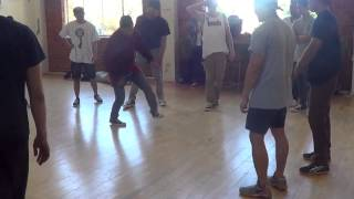 Bboy Tango at Spring Cypher: Mind Control Edition
