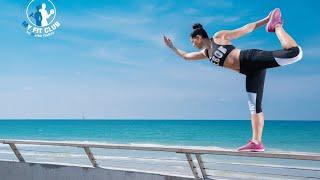 אימון: פילאטיס CORE בטן גב ומתיחות. מאמנת: מיטל גבאי. תאריך: 18.3.20
