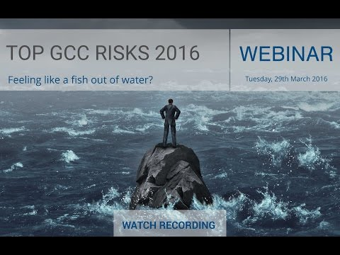 Webinar - Top GCC Risks 2016
