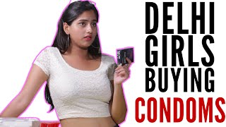 Delhi Girls Buying Condoms - #IndianWomen - ODF