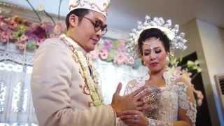 Tya & Irfan's Wedding at Kediaman Tya and Maja House Bandung Organized by Bantu Manten