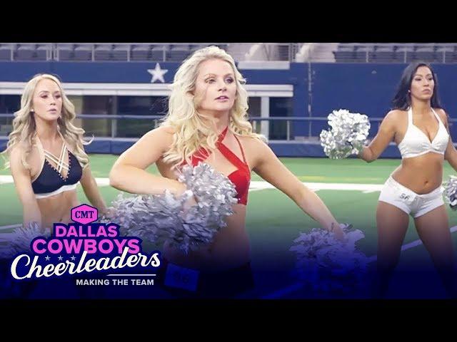 Dallas Cowboys spillere dating cheerleaders Britt dating fyr fra utdrikkingslag