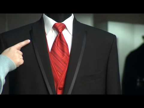 Understanding Tuxedos And Formal Accessories - Jim's Formal Wear