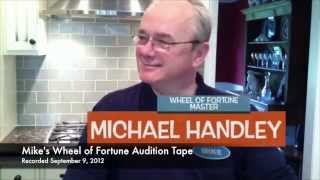 Wheel of Fortune audition tape success! (with highlights from the show)