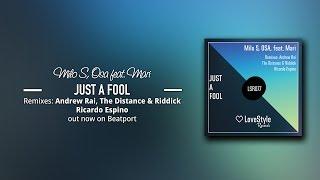 Скачать Milo S OSA Feat Mari Just A Fool Original Mix LoveStyle Records