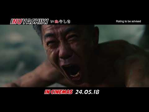 INUYASHIKI Trailer (Opens 24 May)