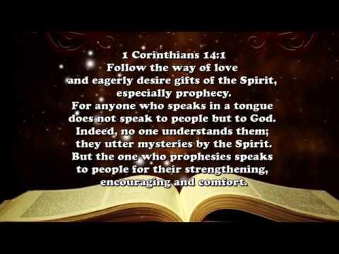 1 Corinthians 14 - NIV Bible - Bible Study Tools