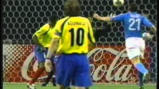 2002 (June 3) Italy 2-Ecuador 0 (World Cup).mpg