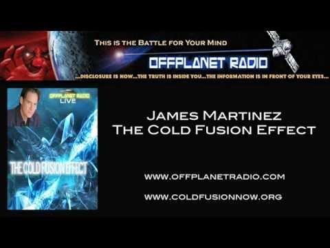 James Martinez on Offplanet Radio | The Cold Fusion Effect
