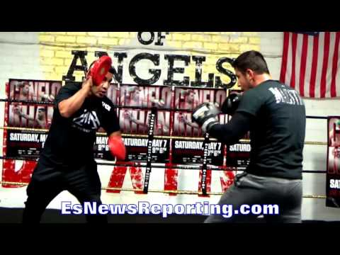 Mauricio Herrera vs Frankie Gomez Who You Got? esnews boxing