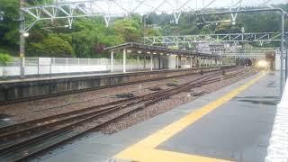 2019.5.1貨物列車1050レ令和元年日初荷列車EF210-152号機(新)牽引