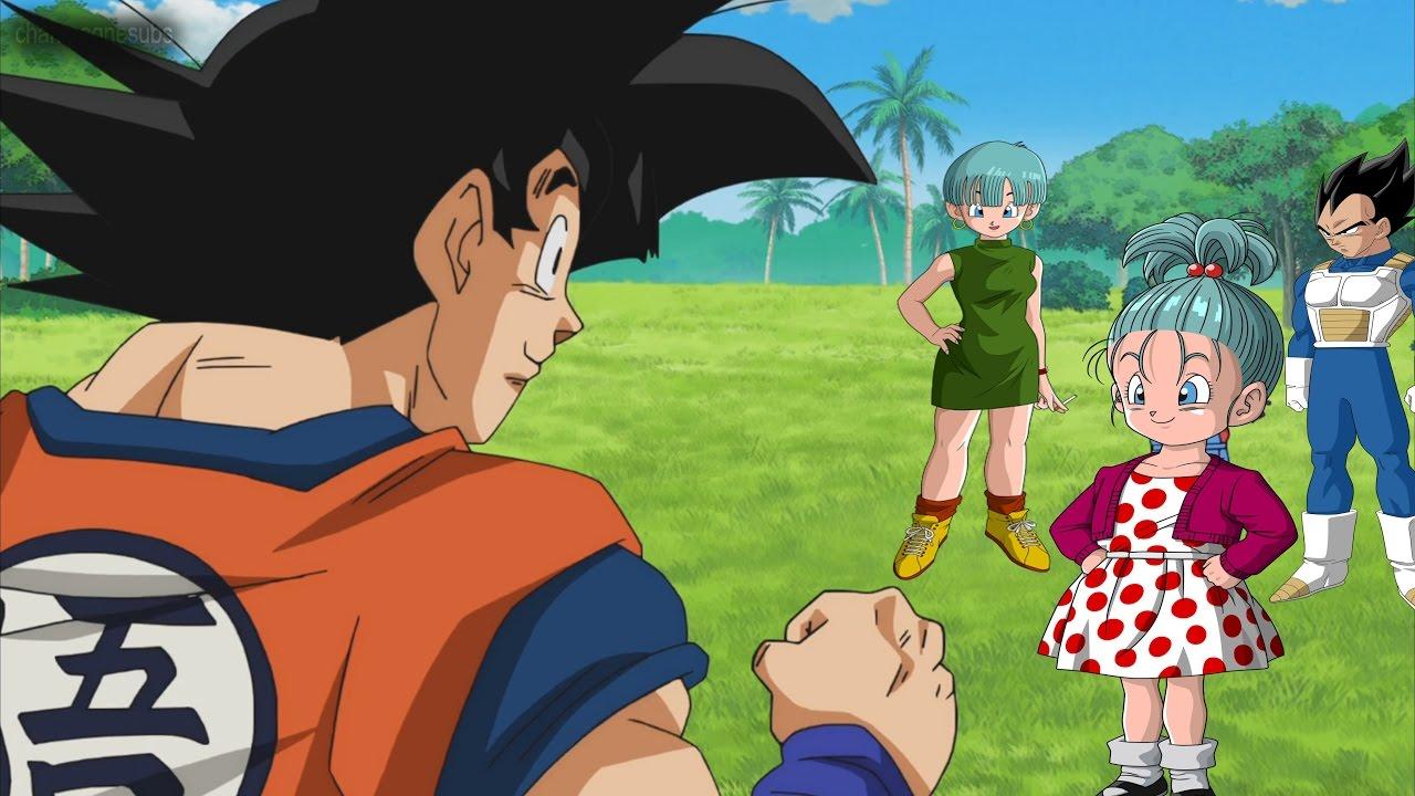 Dragon Ball Super Episode  Vegetas Daughter Bulla Is Born The Universe  Fighters Prepare